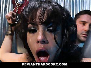 DeviantHardcore - Latina milf predominated