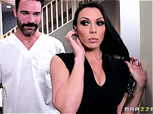 Rachel Starr needs more than a massage
