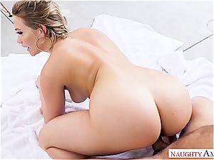 wondrous Mia Malkova's backside gets screwed