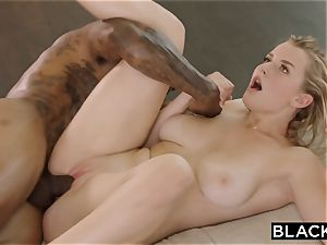 BLACKED Bride Gets Cold soles and Cheats With big black cock
