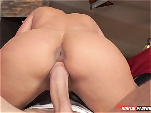youthfull fellow Danny Dee romps his ex-girlfriend's busty mother Phoenix Marie