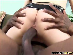hotwife cockslut Larkin enjoy Gets ebony sausage
