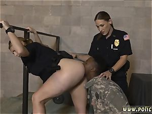nasty mummy assfuck first-ever time fake Soldier Gets Used as a plow fucktoy