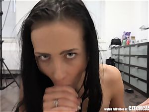 chesty ass fucking goddess Was Born on The milky couch