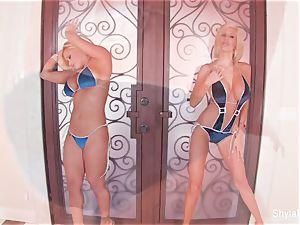 big-titted blondes Shyla