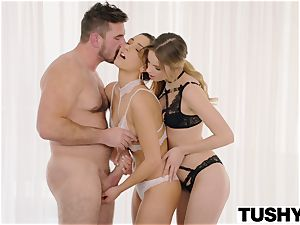 TUSHY Do assfuck with my boyfriend