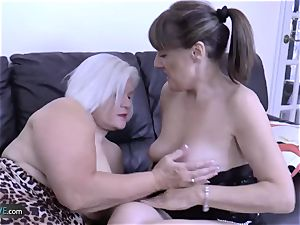 AgedLove mature Lacey starlet hardcore act