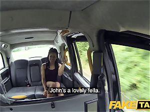 fake cab hasty boning and internal cumshot for peachy caboose