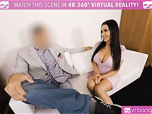 VR PORN-Hot black nailed stiff on valentines day man point of view