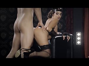 xCHIMERA - Hungarian Amirah Adara fetish internal cumshot tear up