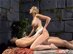 Brett Rossi knows how to heal an eager fuckpole