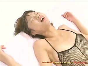 assfuck Creampies - chinese bukkake bang-out
