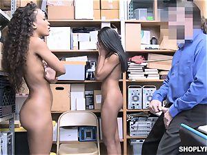 insane femmes disciplined for their nastiness