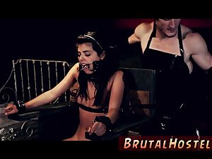 domina 2 slaves gonzo sexual and cruel raunchy fuck-a-thon.