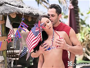 PASSION-HD Backyard 4th of July outdoor boink