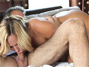 sizzling towheaded wifey Olivia Austin The Key Sn four